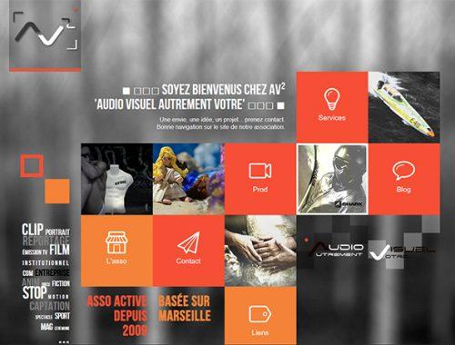 Site de l'association AV²