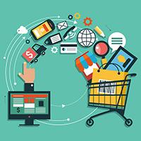Vectoriel e-commerce